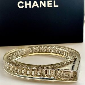 Authentic Chanel Vintage Bangle
